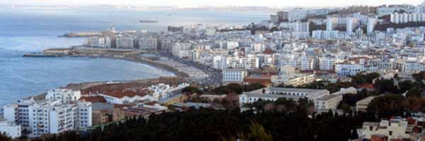 Страховка в Алжир