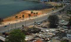 Забронировать отель в Анголе