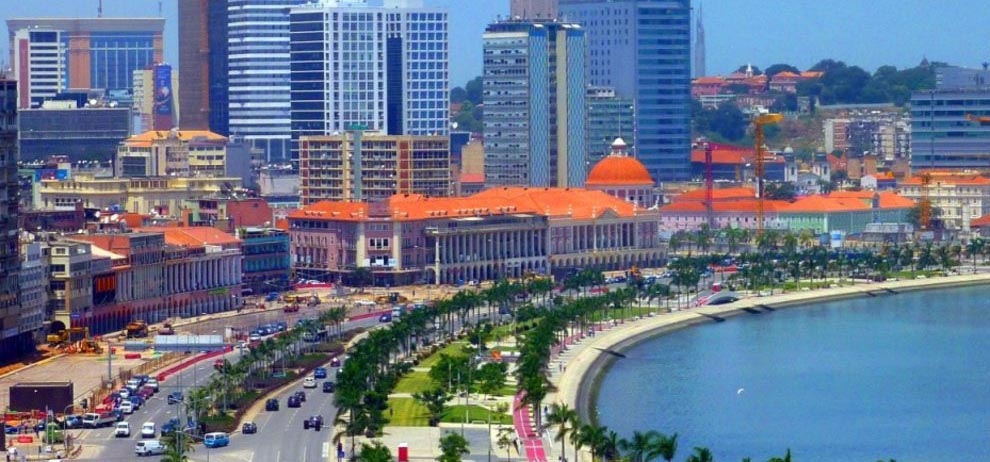 Страховка в Анголу