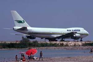 Заброноировать авиабилет в Габон