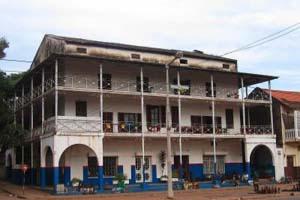 Забронировать отель в Бисау