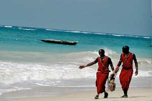 Анкета для визы в Кению