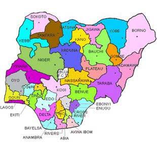 Документы на визу в Нигерию
