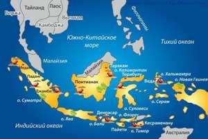 Виза на Бали - самостоятельно
