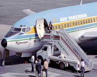 Купить билет на самолет в Танзанию - самостоятельно